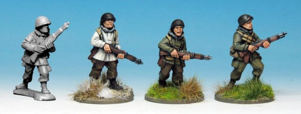 SWW606 - F.S.S.F in Parka with rifles