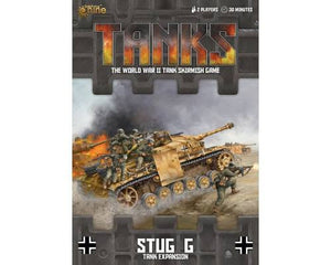 Tanks - German StuG G expansion