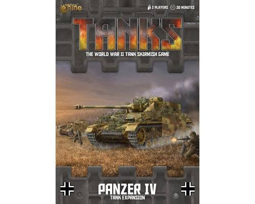 Tanks - German Panzer IV expansion
