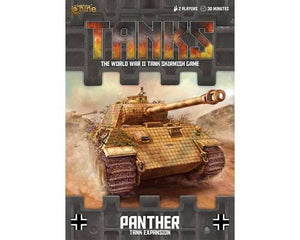 Tanks - German Panther expansion
