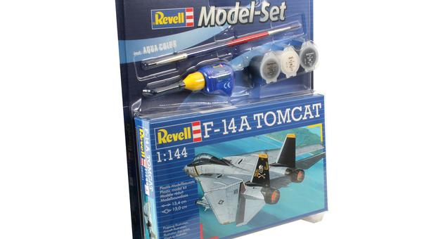 MODEL SET F14A TOMCAT