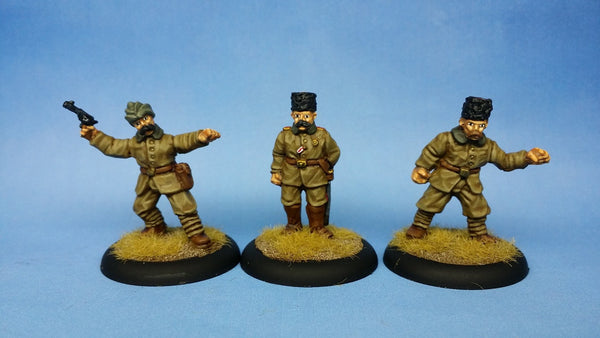 TUR003 Turk Officers (3)