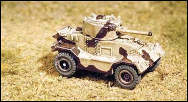 GHQ UK90 AEC MkII Armoured Car