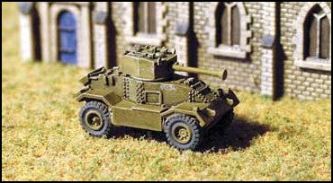 UK91 AEC MkIII Armoured Car