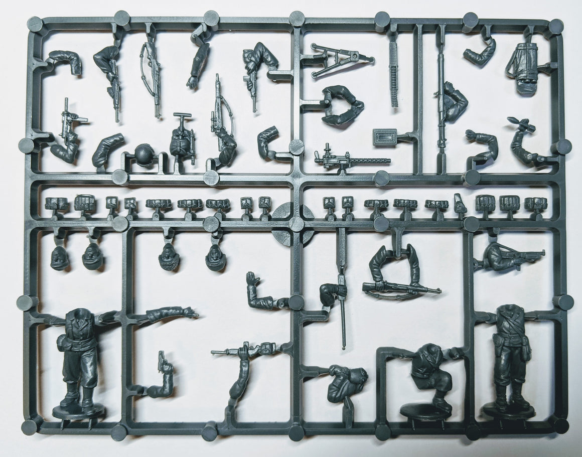 Perry Miniatures US Infantry command sprue