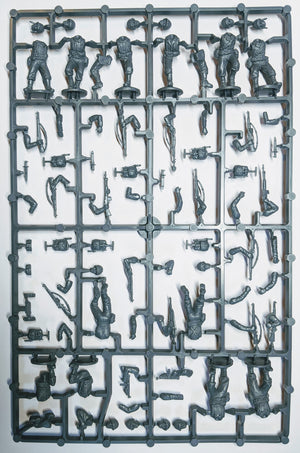 Perry Miniatures US Infantry sprue