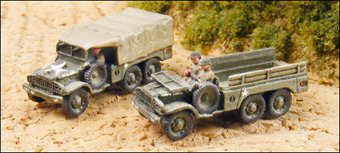 GHQ US38 1-1/2 Ton Weapons Carrier
