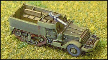 GHQ US51 M3/M3A1 Halftrack