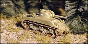 GHQ US90 M4A1 75mm Sherman