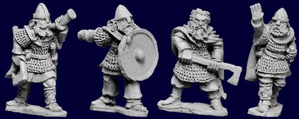VIK008 - Viking Hirdmen Command