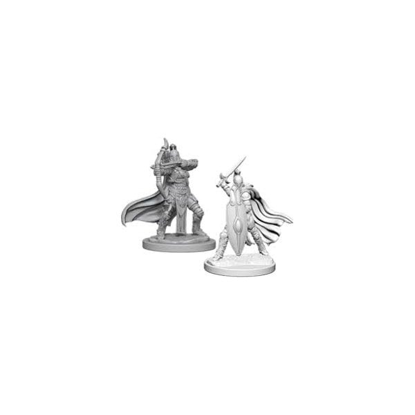Female Knights/Grey Maidens (WizKids Deep Cuts Miniatures)