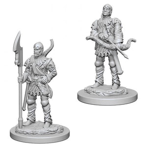 Town Guards (WizKids Deep Cuts Miniatures)