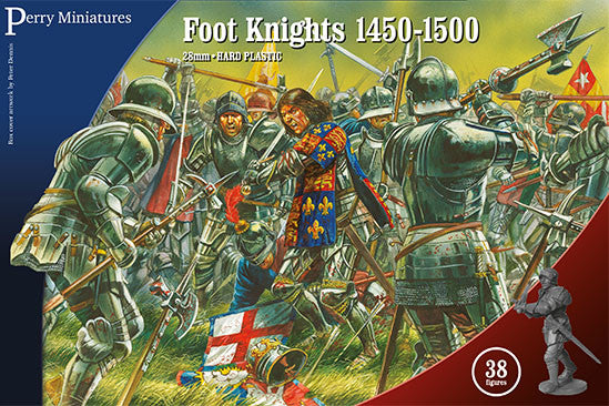 Perry Miniatures Foot Knights 1450-1500