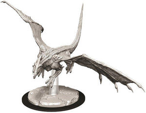 Young White Dragon (D&D Nolzur's Marvelous Miniatures)