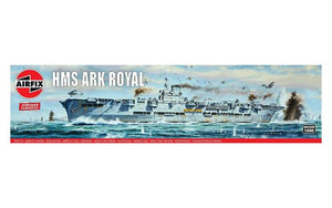 Airfix 1/600 HMS Ark Royal Starter Set