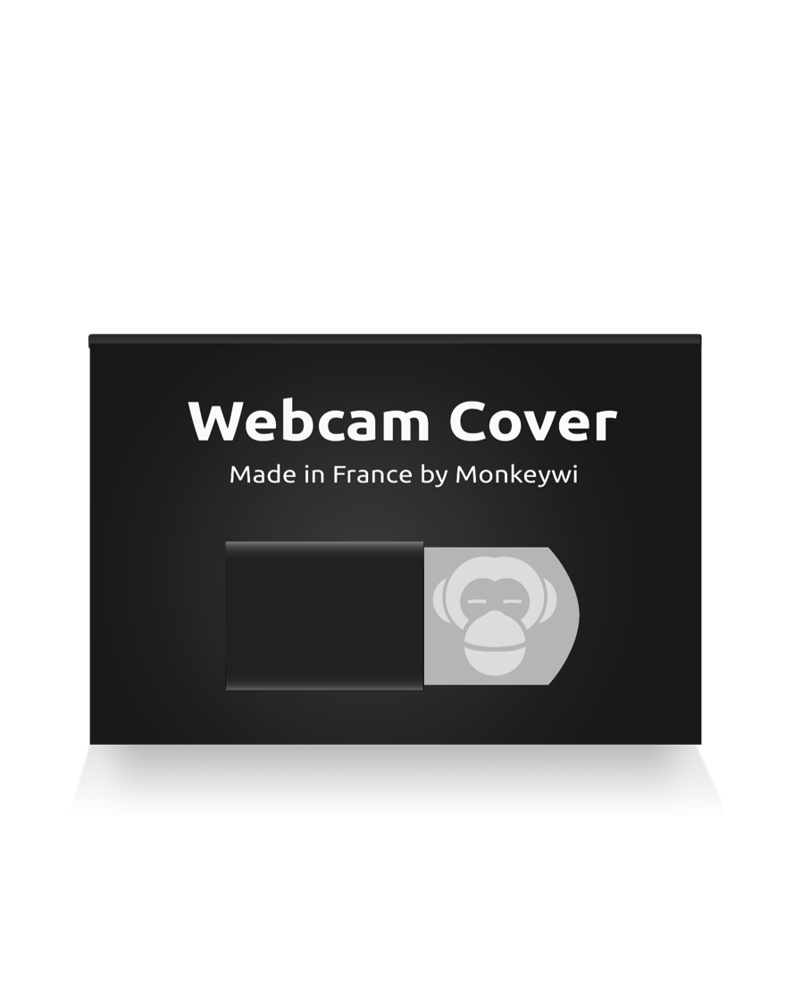 Cache-Webcam universels fabriqués en France x3