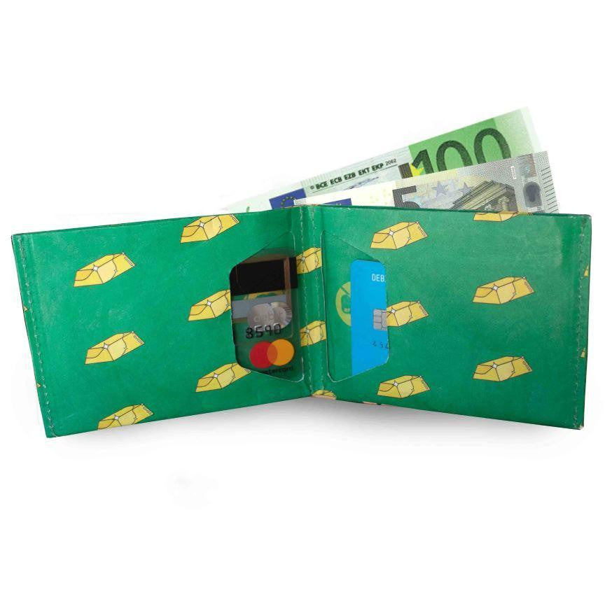 HOLD-UP PAPER WALLET - [product_type] - Cache webcam Monkeywi - Monkeywi