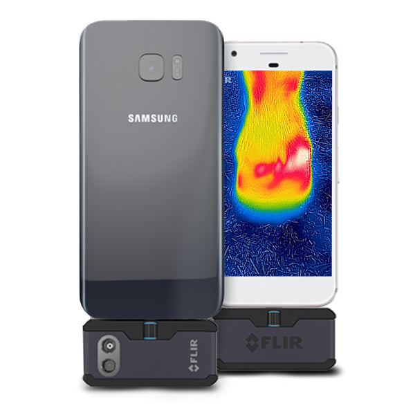 A PRO Thermal Imaging Camera for Android