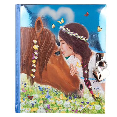 Miss Melody Secret Horse Diary