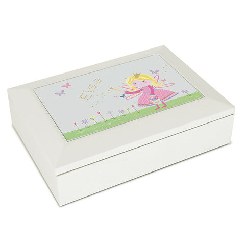 Garden Fairy Jewellery Box all unicorn gifts