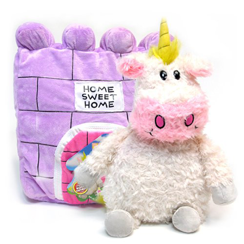 Unicorn / Pillow Mini Happy Napper - All Horsey Gifts