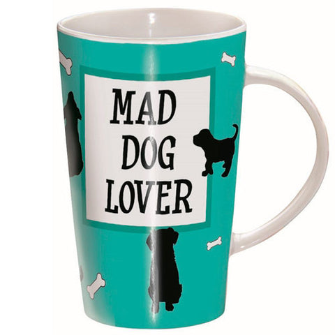 Mad Dog Lover Latte Mug