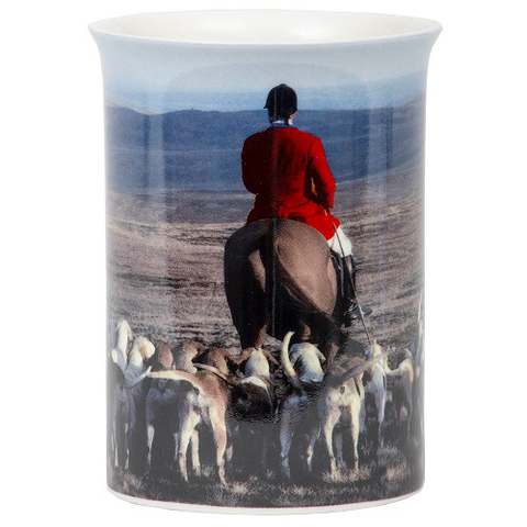 Country Matters Master and Hounds Mug