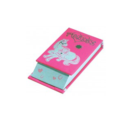 Ponies Pocket Size Slant Pad - All Horsey Gifts