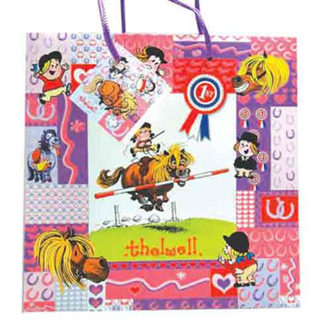 Thelwell Pony Gift Bag