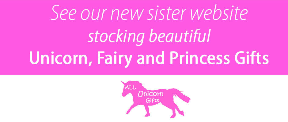 unicorn, fairy and princess gifts