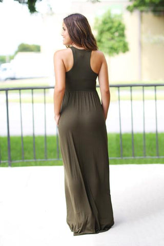 women's maxi dress trendy online boutique