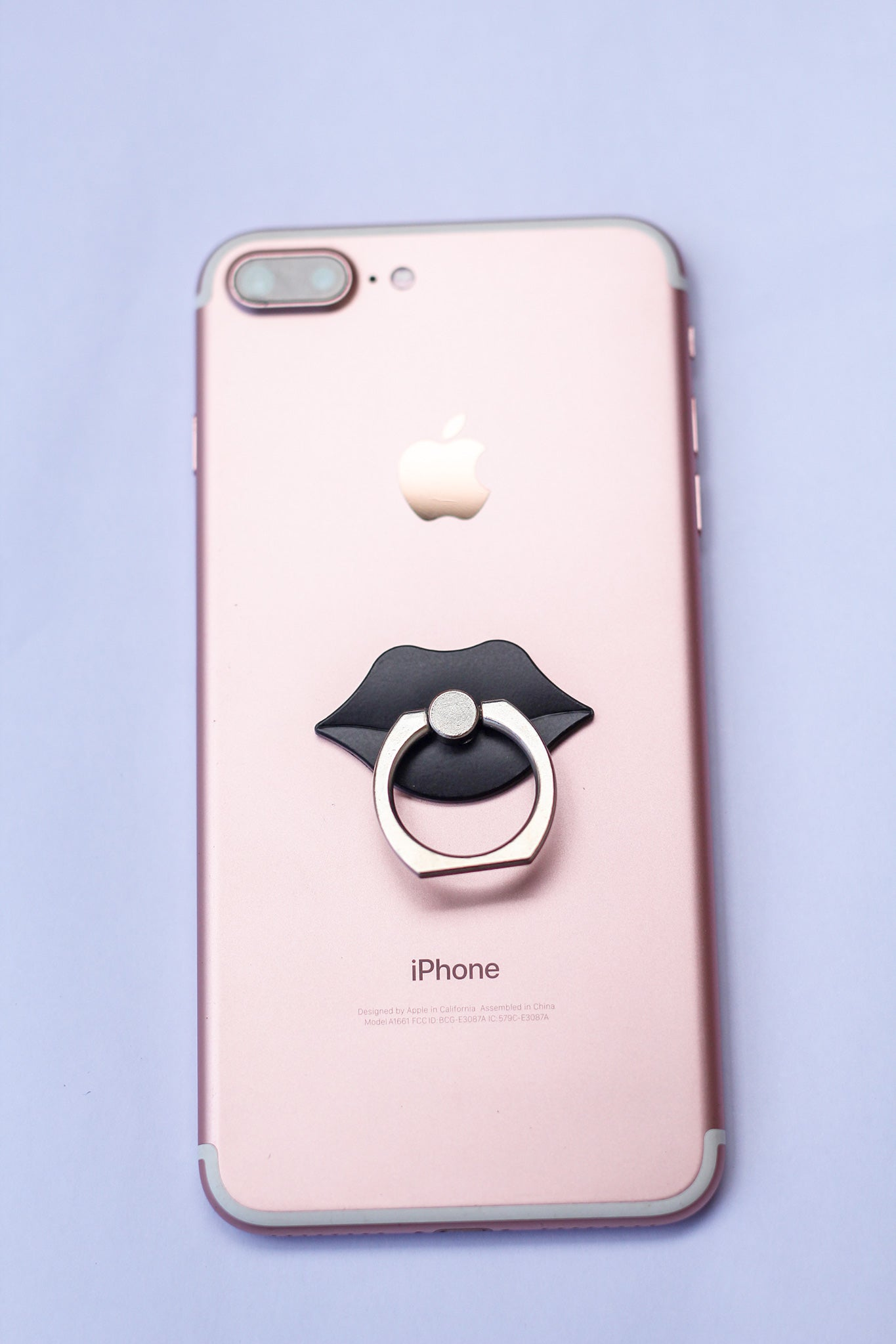 Black Lips Pop Socket