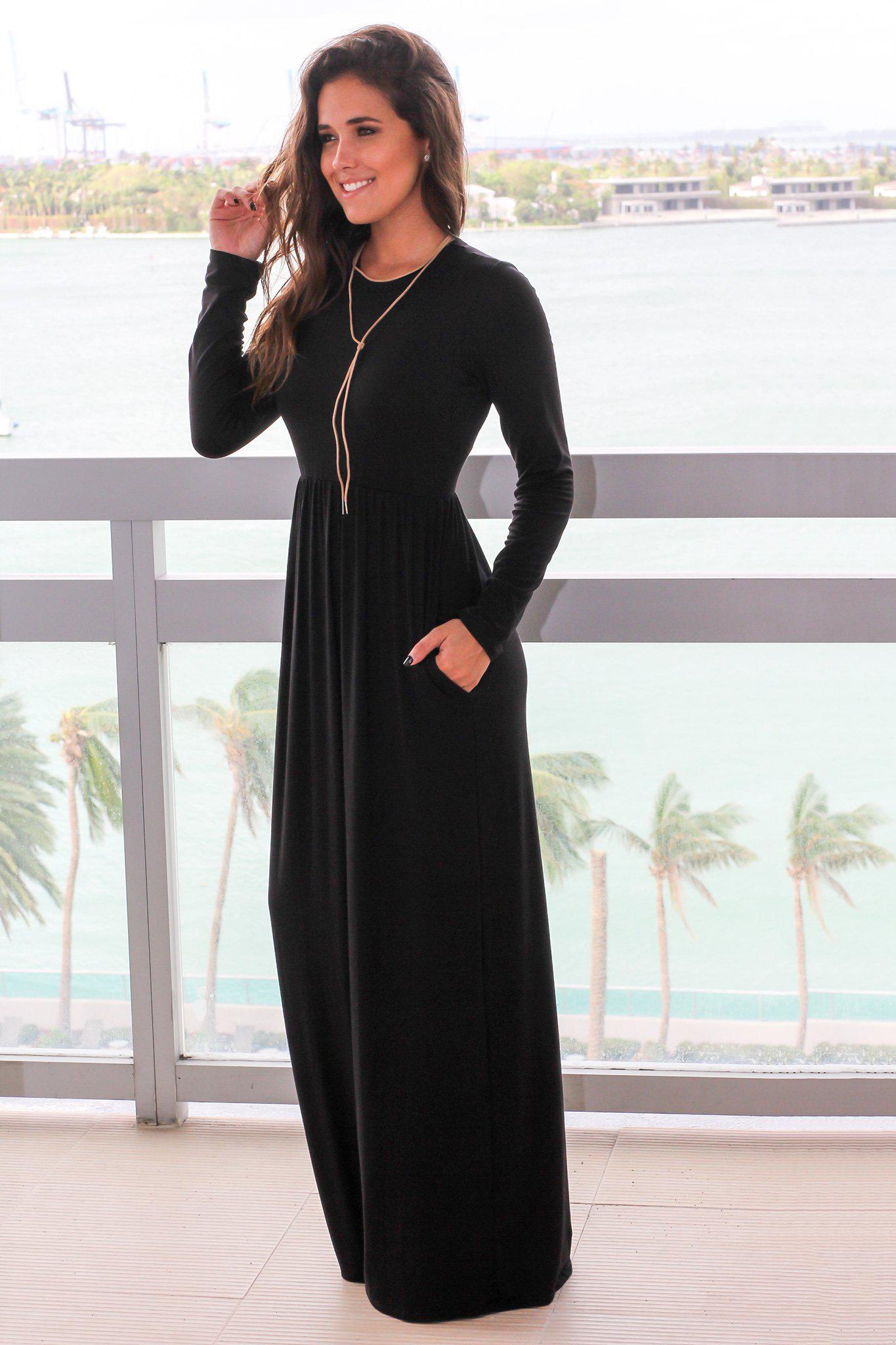 Advice on Maxi Dresses For Plus Size Women Long dresses are the perfect match for your frame as it minimizes large hips and legs. Here are a few tips on how to choose a maxi dress for your plus-size figure: Wear wide straps. Many plus size women carry weight around the .