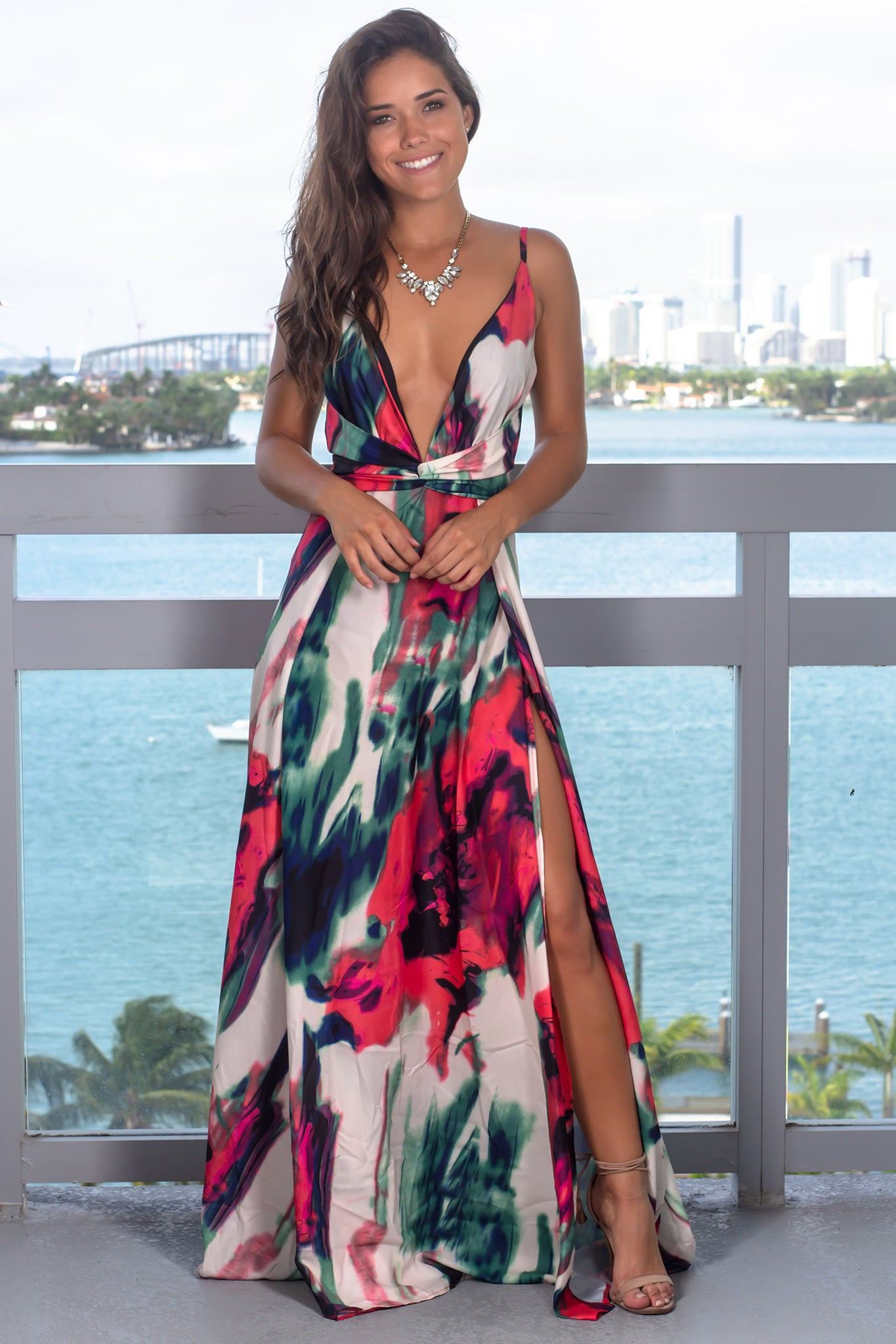 Image result for MARBLE PRINT GOWN