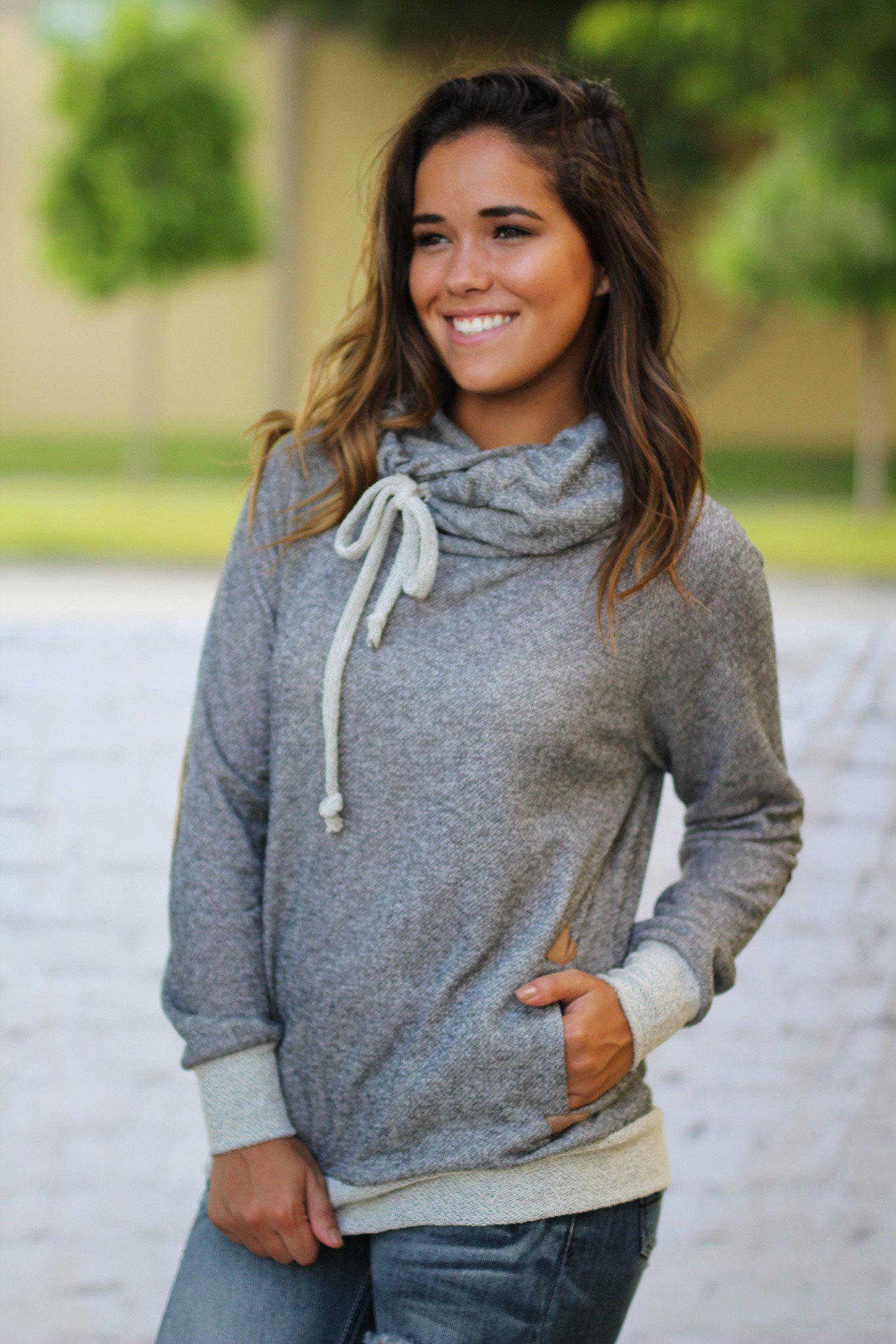charcoal cute sweater