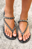 Emma Pewter Sandals