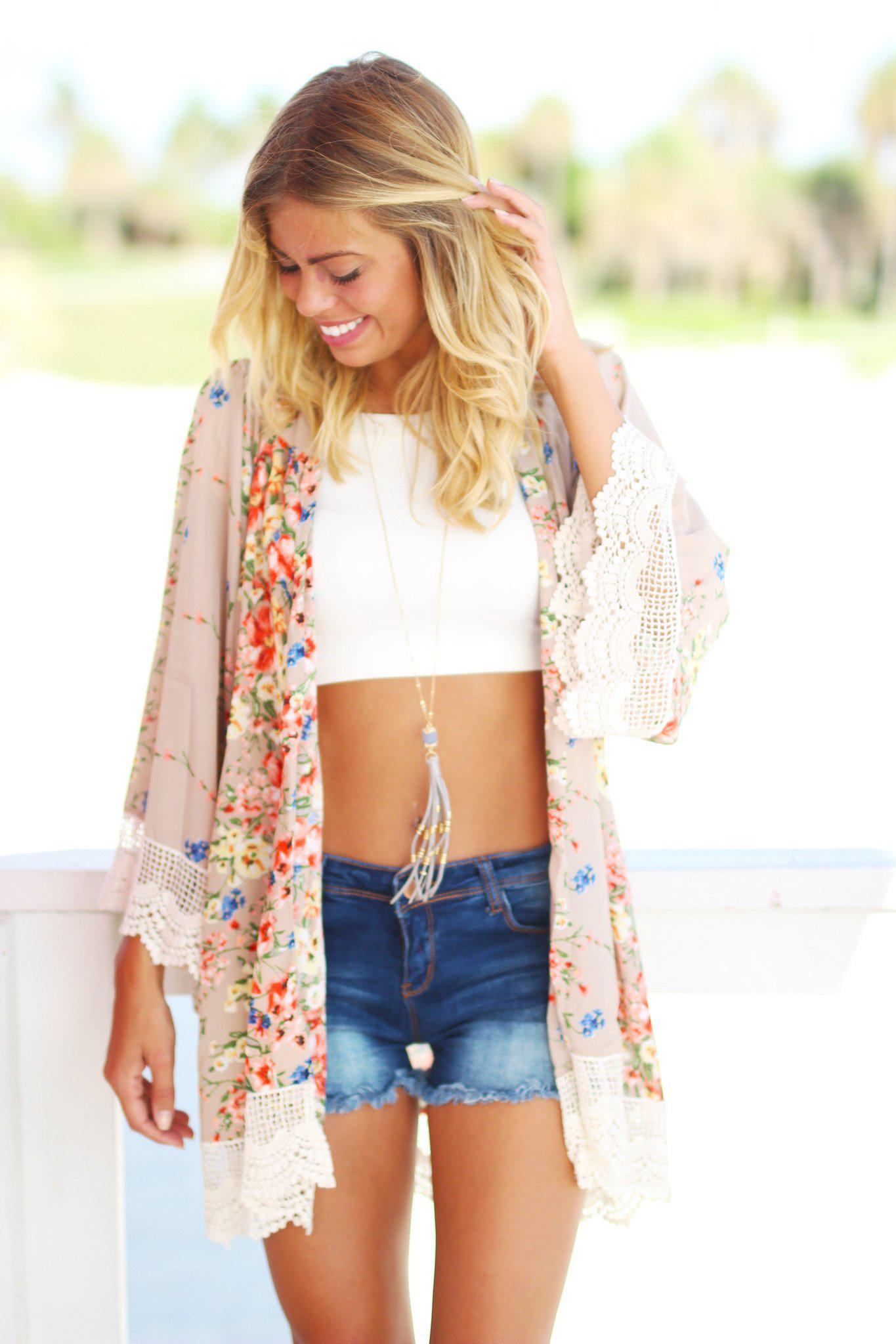 Kimonos for Women