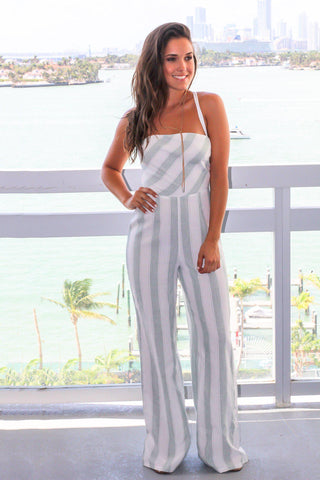 Tank style maxi dress long ivory color