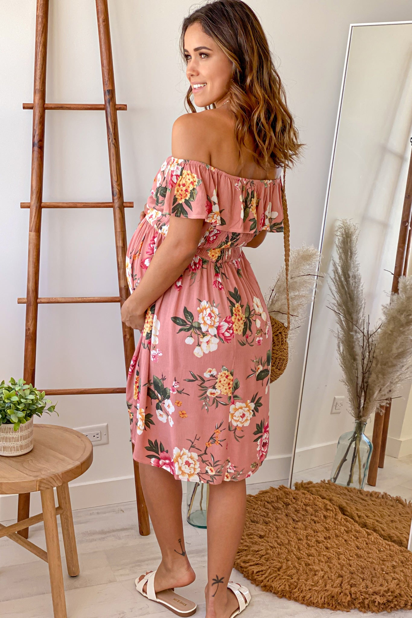 Maternity Floral Dresses