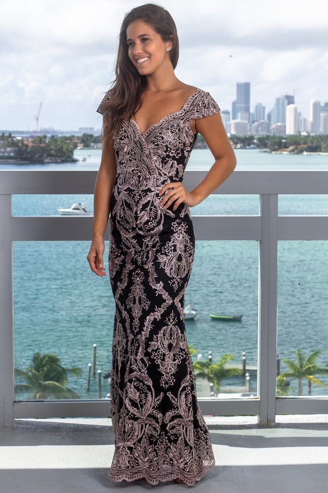 Maxi Dresses Online Boutique Saved By The Dress