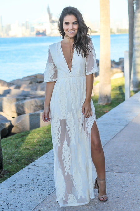 c1c2fdb8018 Buy Affordable Boutique Long Maxi Dresses Online – Saved by the Dress