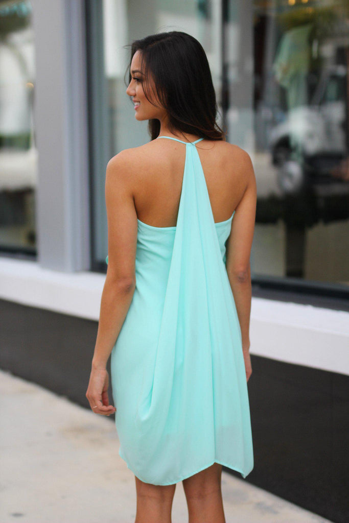 mint special occasion dress