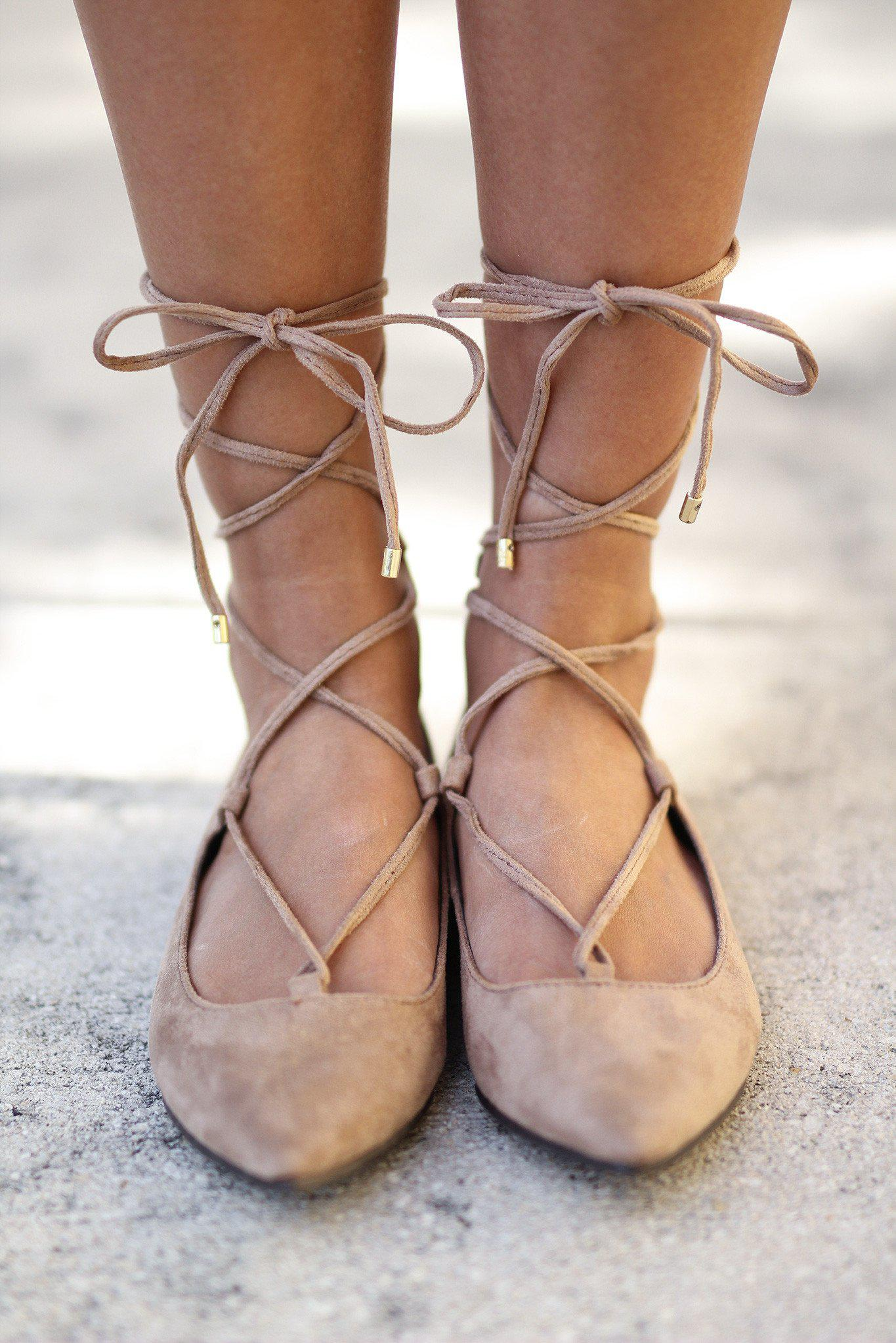 You searched for: lace up ballet shoes! Etsy is the home to thousands of handmade, vintage, and one-of-a-kind products and gifts related to your search. No matter what you're looking for or where you are in the world, our global marketplace of sellers can help you .