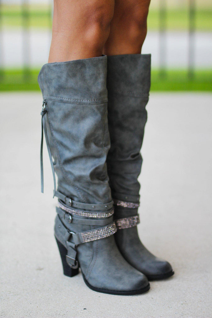 Stacey Gray Boots