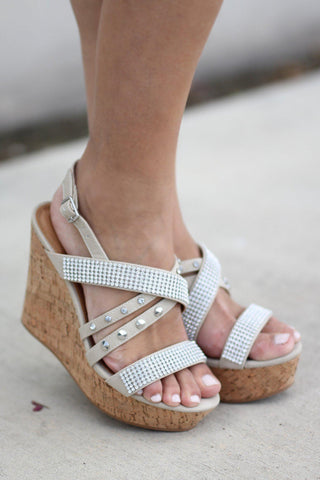 Viti Cream Wedges