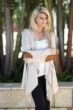 oatmeal cute cardigan