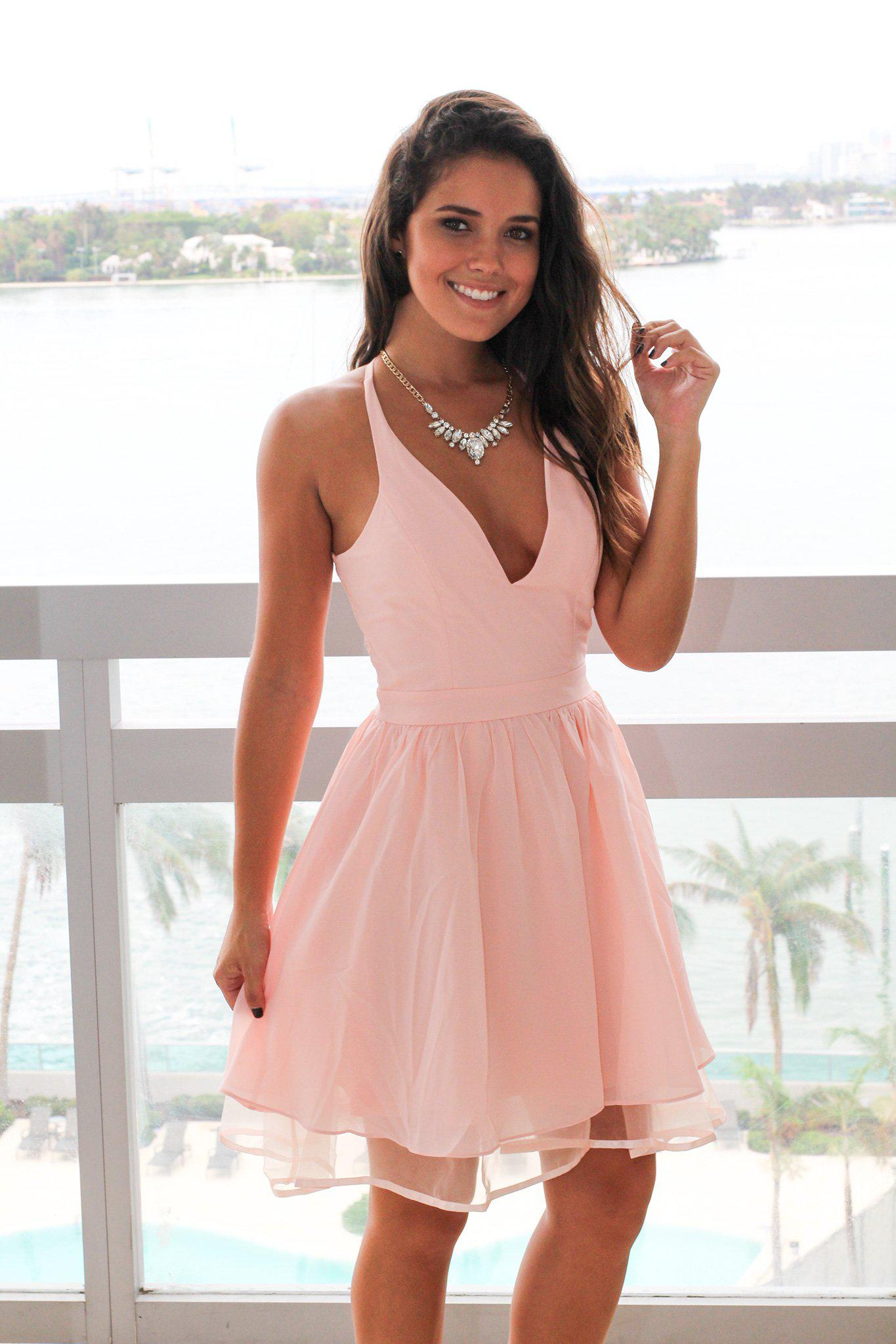 Dresses Short pink pictures forecasting dress for autumn in 2019