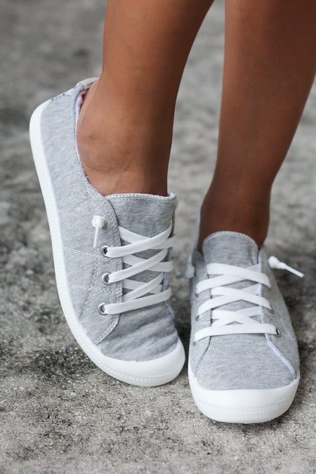 Rae Gray Sneakers