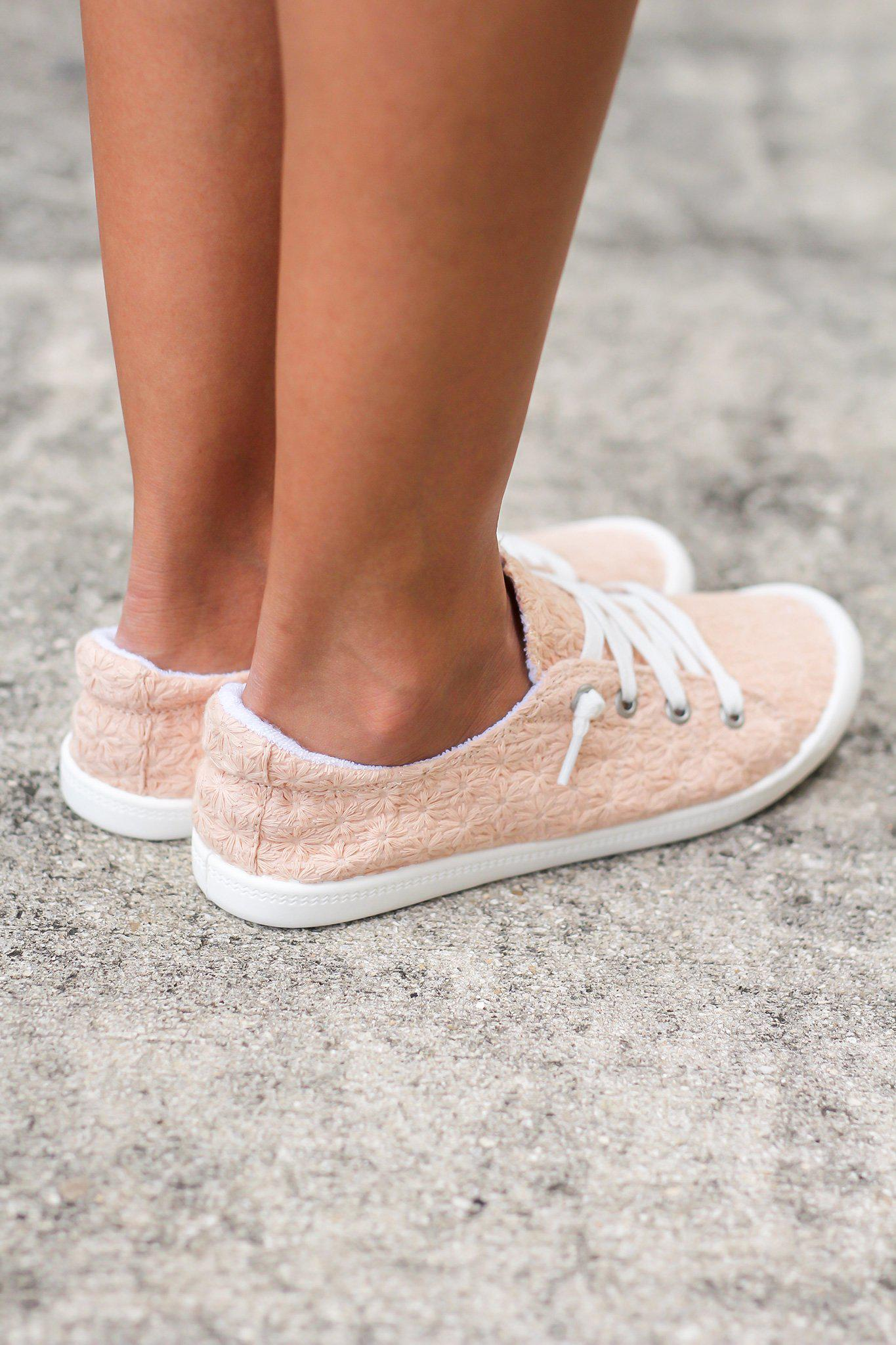 Rayfield Pink Sneakers