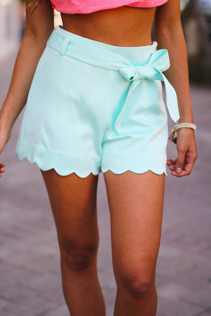 mint club shorts
